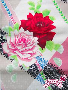 昭和モダン薔薇