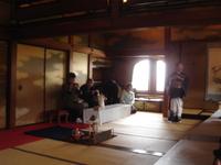 聖母煎茶道教室卒業茶会