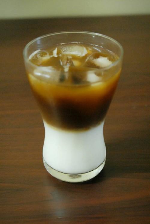 2層コーヒー