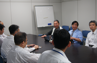 大阪市南港市場の産業廃棄物混入事件に対する環境局との質疑とリサイクルの現状