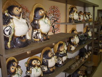 信楽陶器祭り