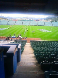 North Harbour Stadium