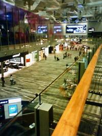 シンガポール@チャンギー空港