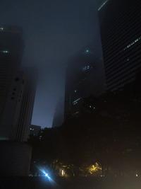 たしか、摩天楼ブルースって歌があったなぁ…