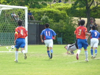 第65回近畿高等学校サッカー選手権大会