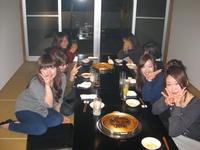 お仕事のお仲間とのお食事会!