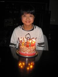 12歳のお誕生日!