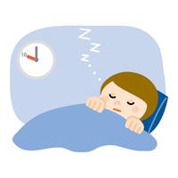 「睡眠」④