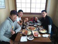 4年ぶりの八島丹山