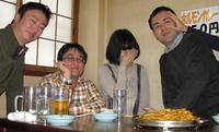 職場の食事会(^-^)