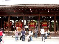 日吉大社「山王祭2008」 4月13日~宵宮落し神事・前編~