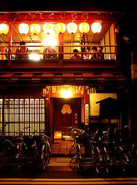 祇園祭2008 「放下鉾」二階囃子 2008.7.4
