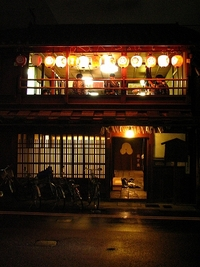 祇園祭2009・二階囃子が始まりました。