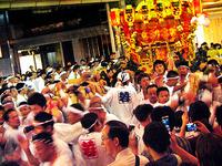 祇園祭2009・神幸祭 四条御旅所前