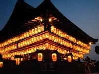 祇園祭2008 八坂神社の提灯