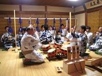 祇園祭2010・大船鉾 二階囃子 2010/07/09 00:00:00