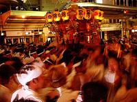 祇園祭2008 神幸祭 7月17日