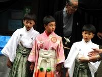 祇園祭2010・古式一里塚松飾 2010/07/14 00:00:00