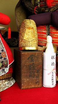 祇園祭2010・弓矢町武具飾り