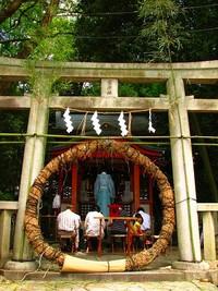 祇園祭2009・疫神社夏越祭 7月31日