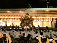 祇園祭2010・神幸祭 神輿渡御