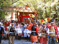 日吉大社・山王祭2010 行事日程(参考)