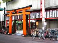 祇園祭2006 三条御供社・斎竹建て 7月22日