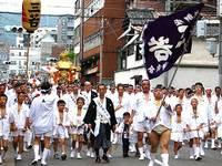 祇園祭2006 還幸祭・中御座渡御 7月24日