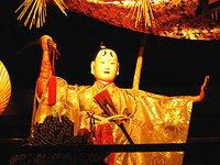 祇園祭2006 橋弁慶山の宵山飾り 7月16日